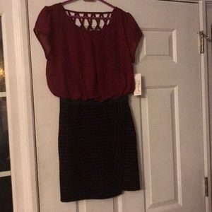 New with tag speechless dress.